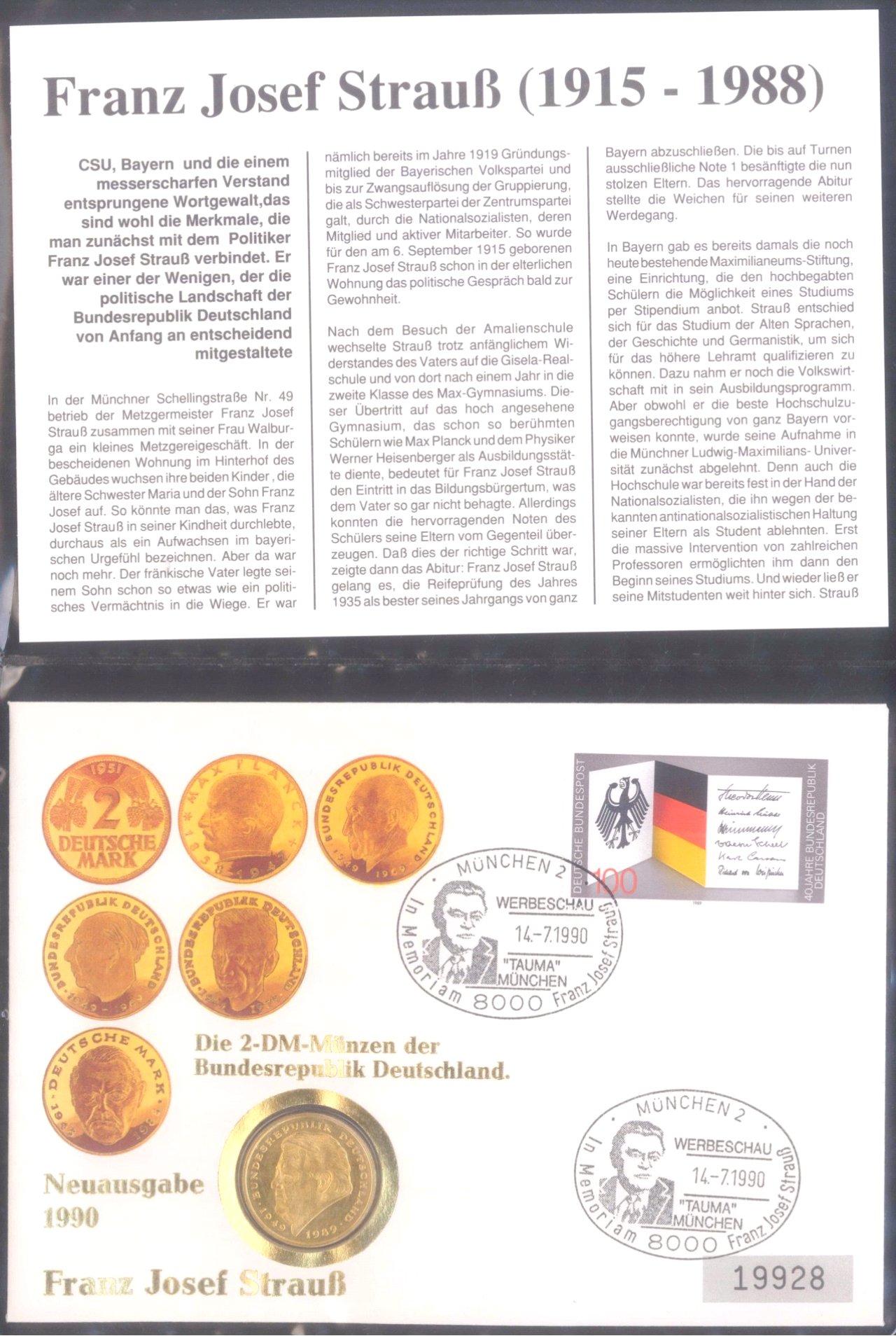 Sammlung Numisbriefe-2
