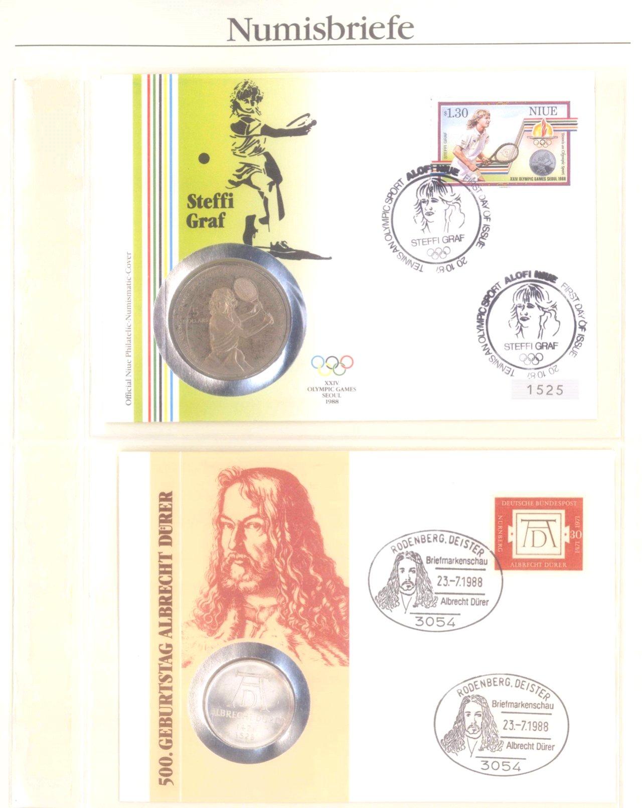 Sammlung Numisbriefe-8