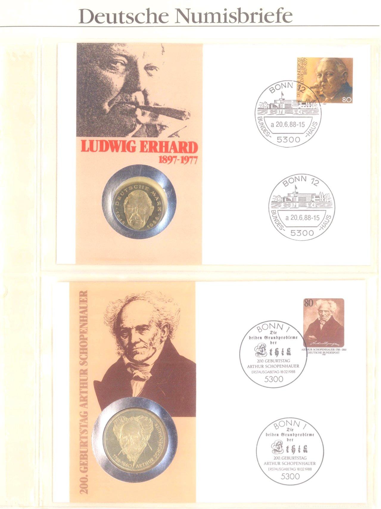 Sammlung Numisbriefe-9