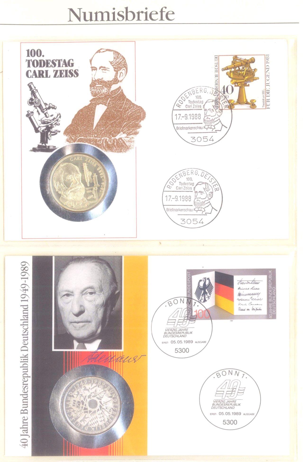 Sammlung Numisbriefe-11
