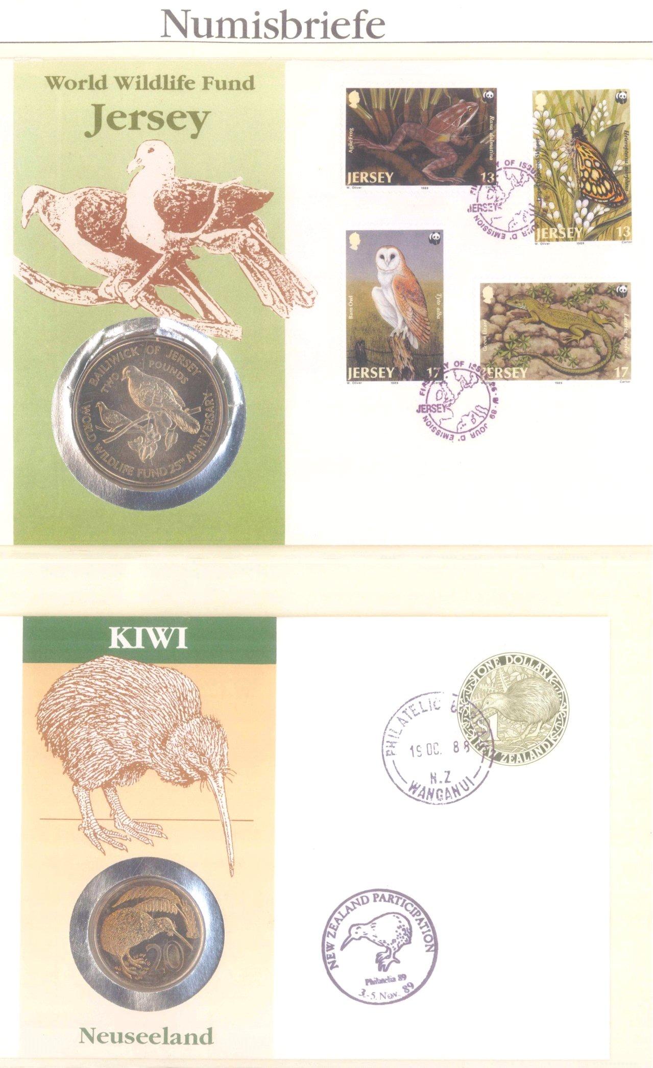 Sammlung Numisbriefe-19
