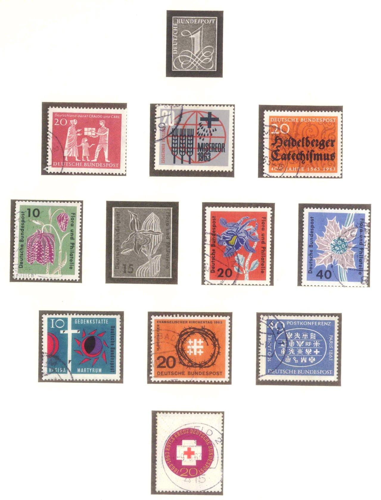 Briefmarken Nachlass-3