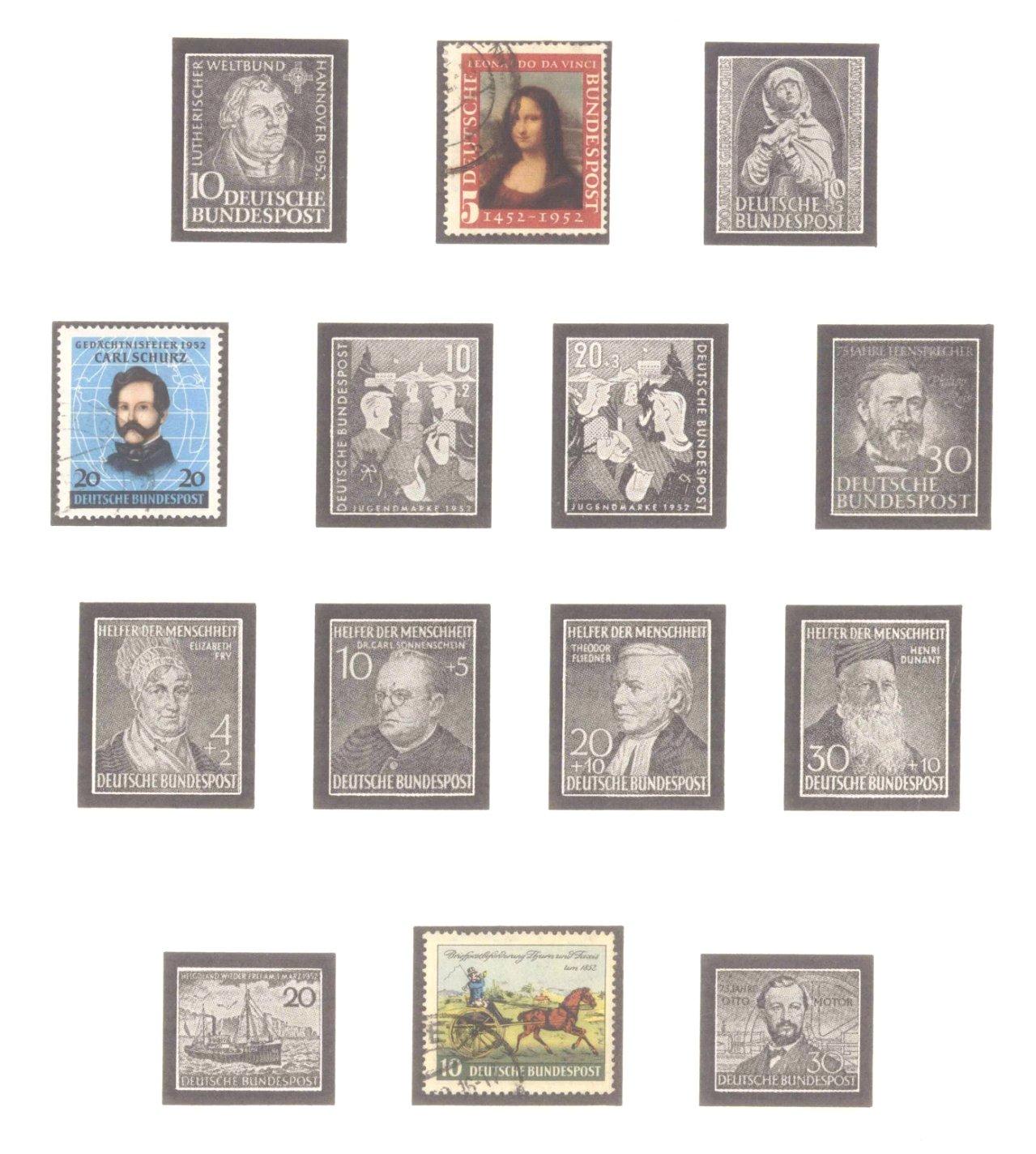 Briefmarken Nachlass-4