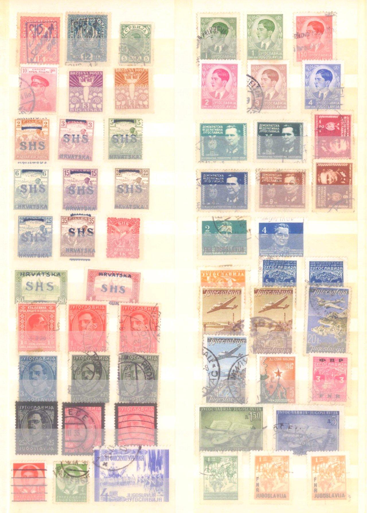Briefmarken Nachlass-6