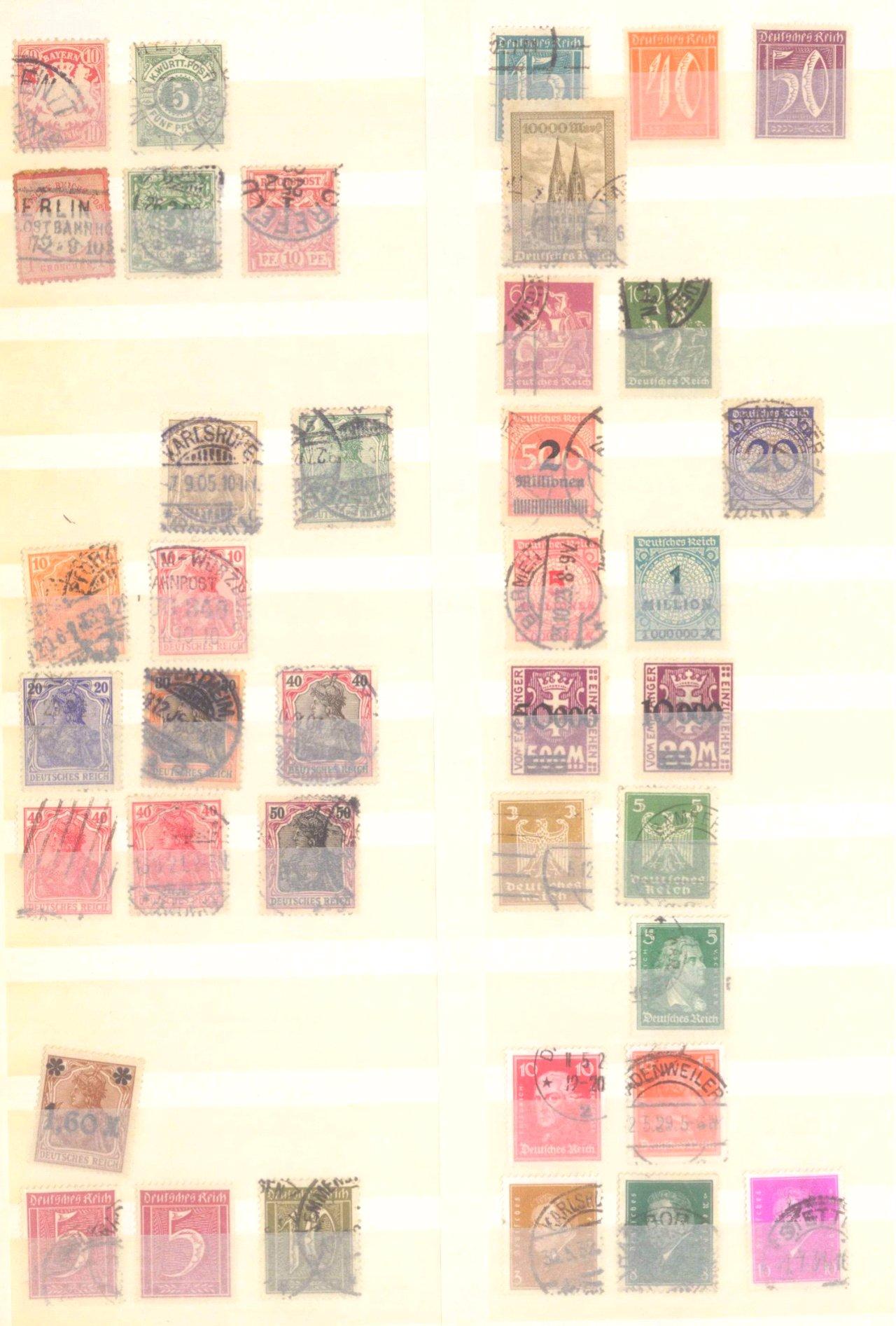 Briefmarken Nachlass-7