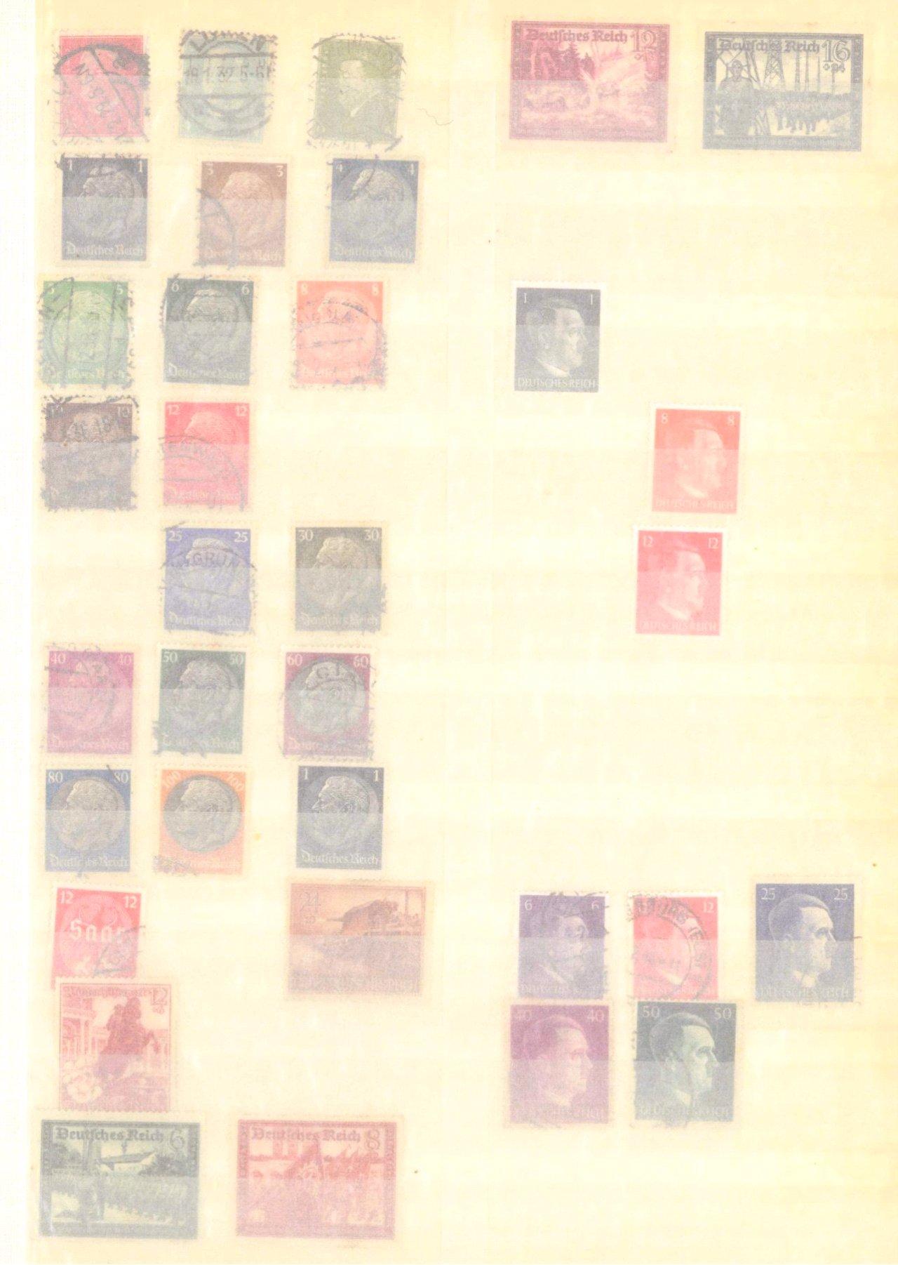 Briefmarken Nachlass-8