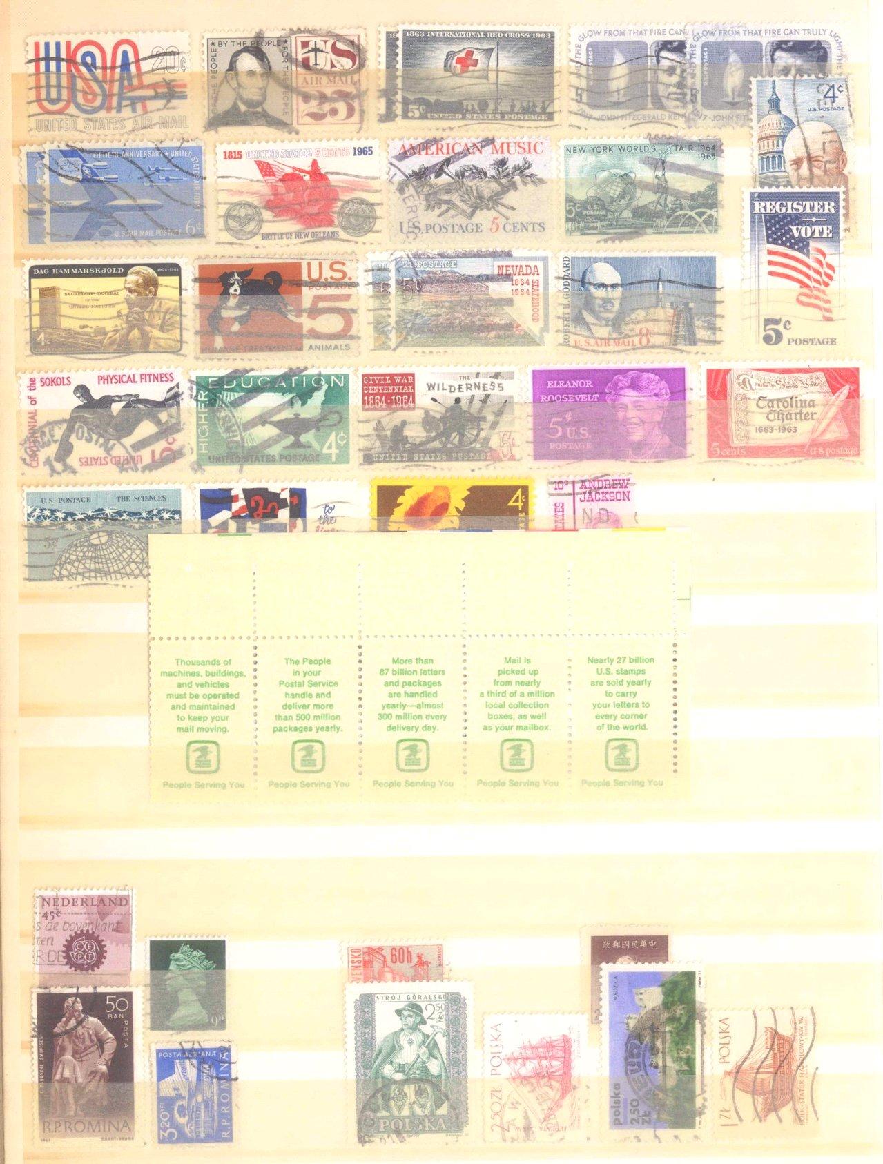 Briefmarken Nachlass-10