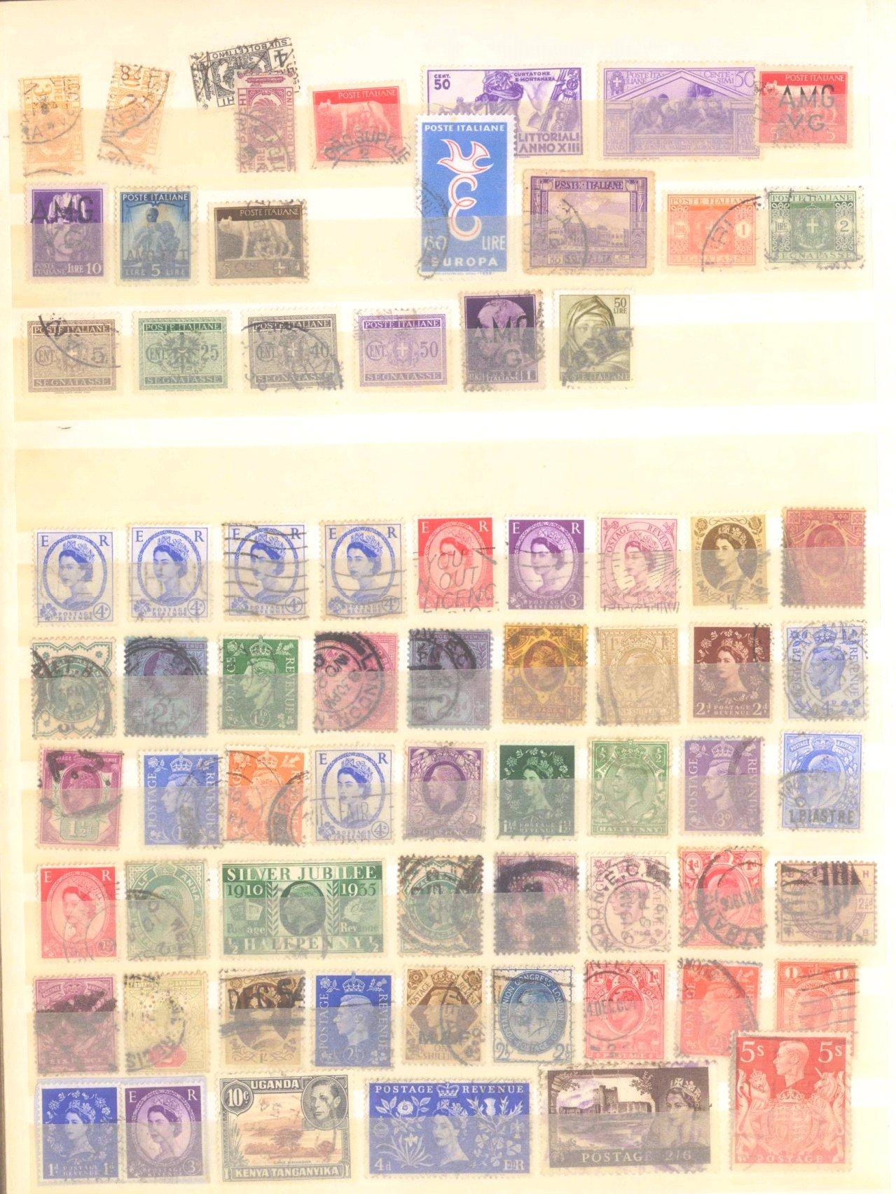 Briefmarken Nachlass-11