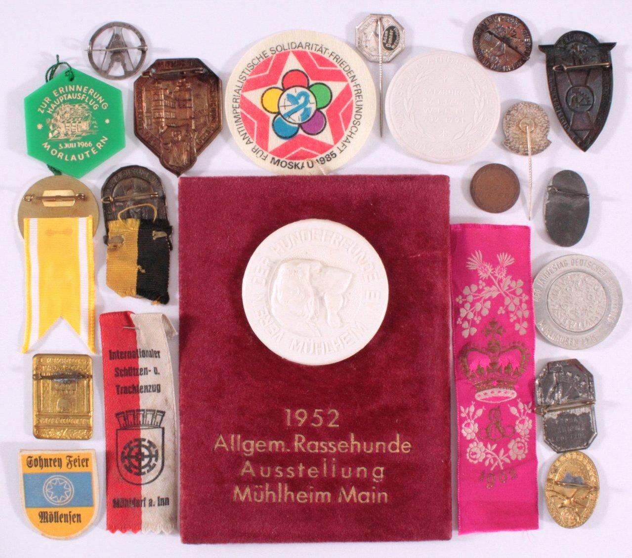 21 Veranstaltungsabzeichen Möllensen Mülheim-1