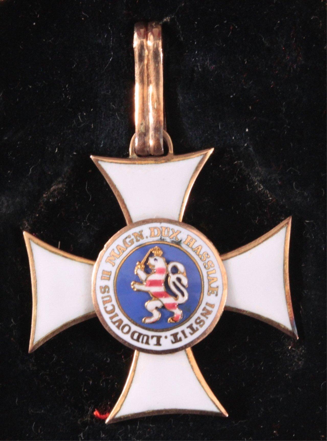 Orden Philipps des Großmütigen 1. Klasse-2