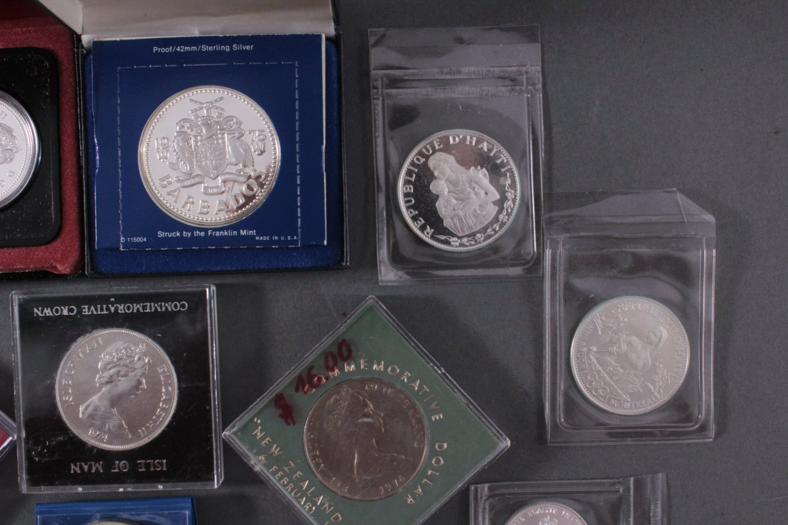 Konvolut Silbermünzen-4