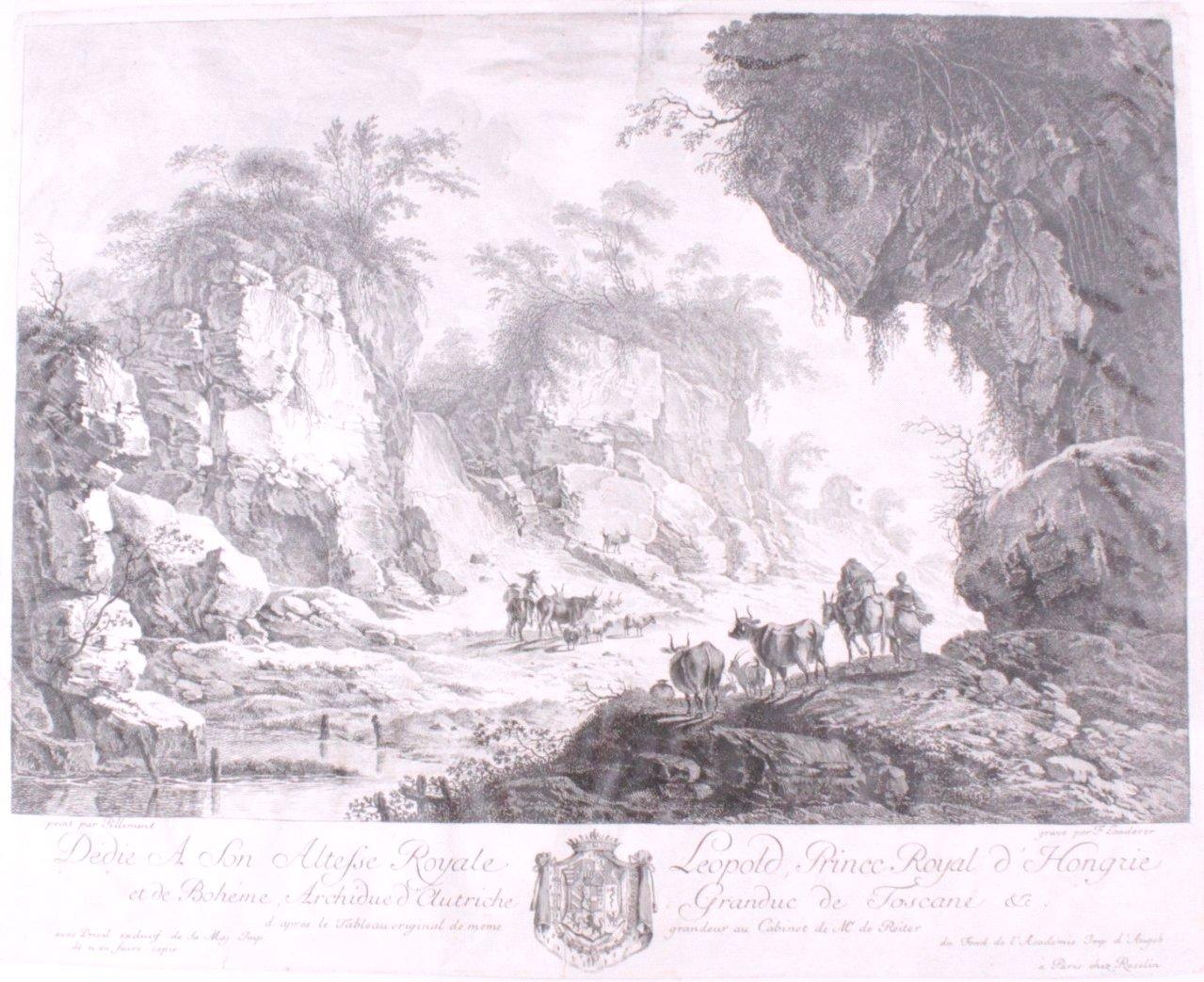 Ferdinand Landerer (Stein unter der Ems 1730-1796 Wien).