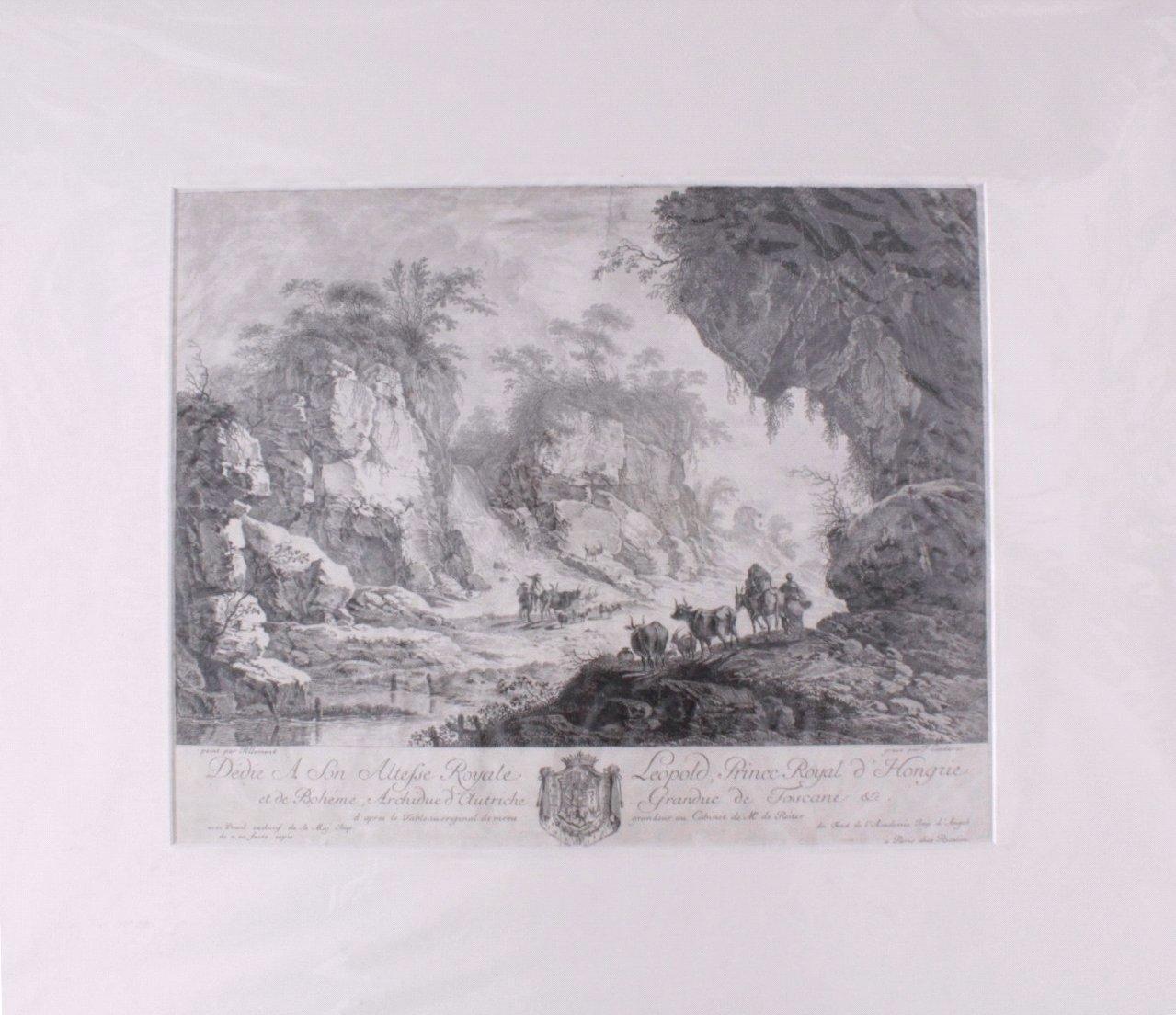 Ferdinand Landerer (Stein unter der Ems 1730-1796 Wien).-1
