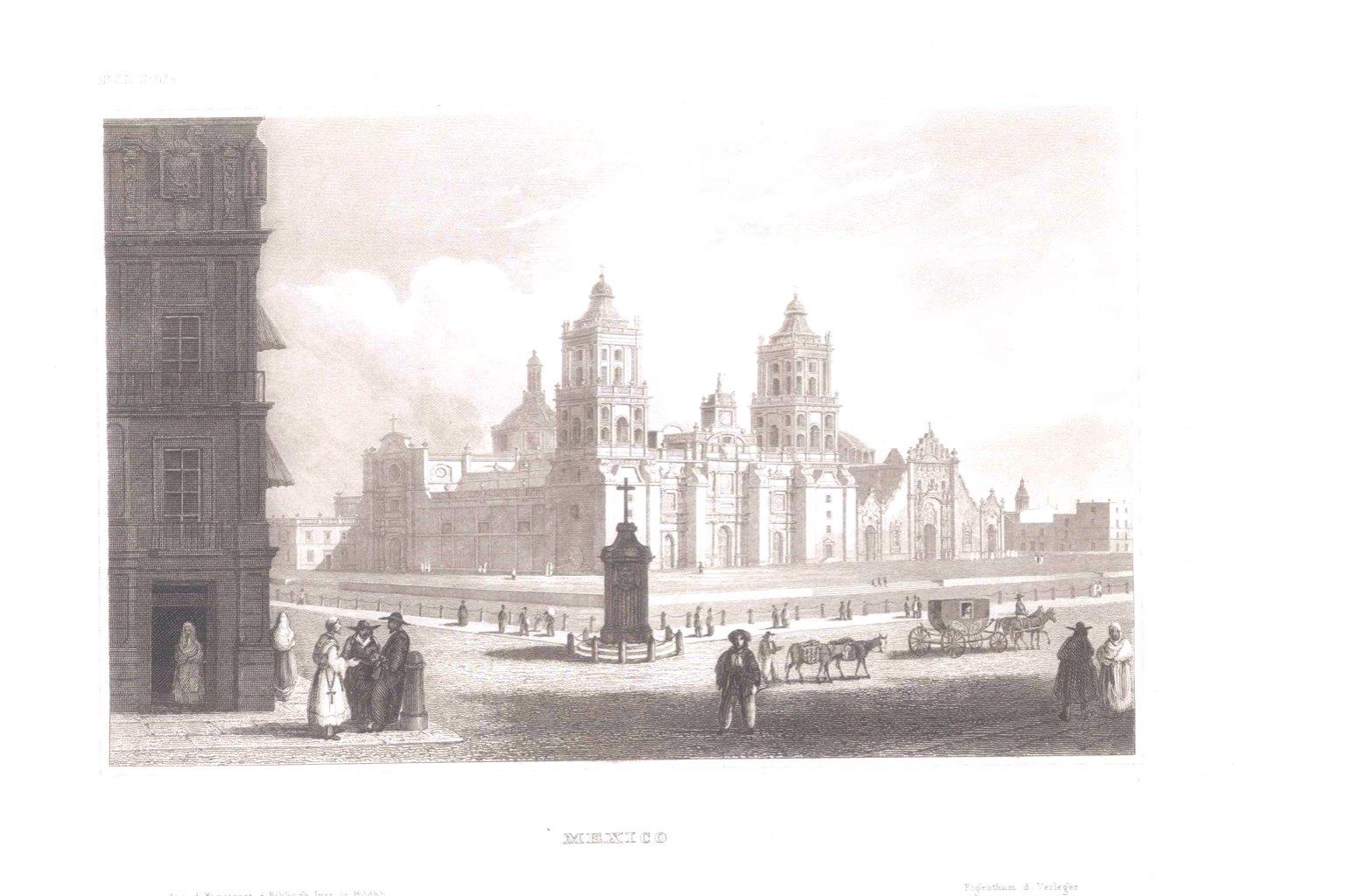 Mexiko und die Habsburger 1800/1870