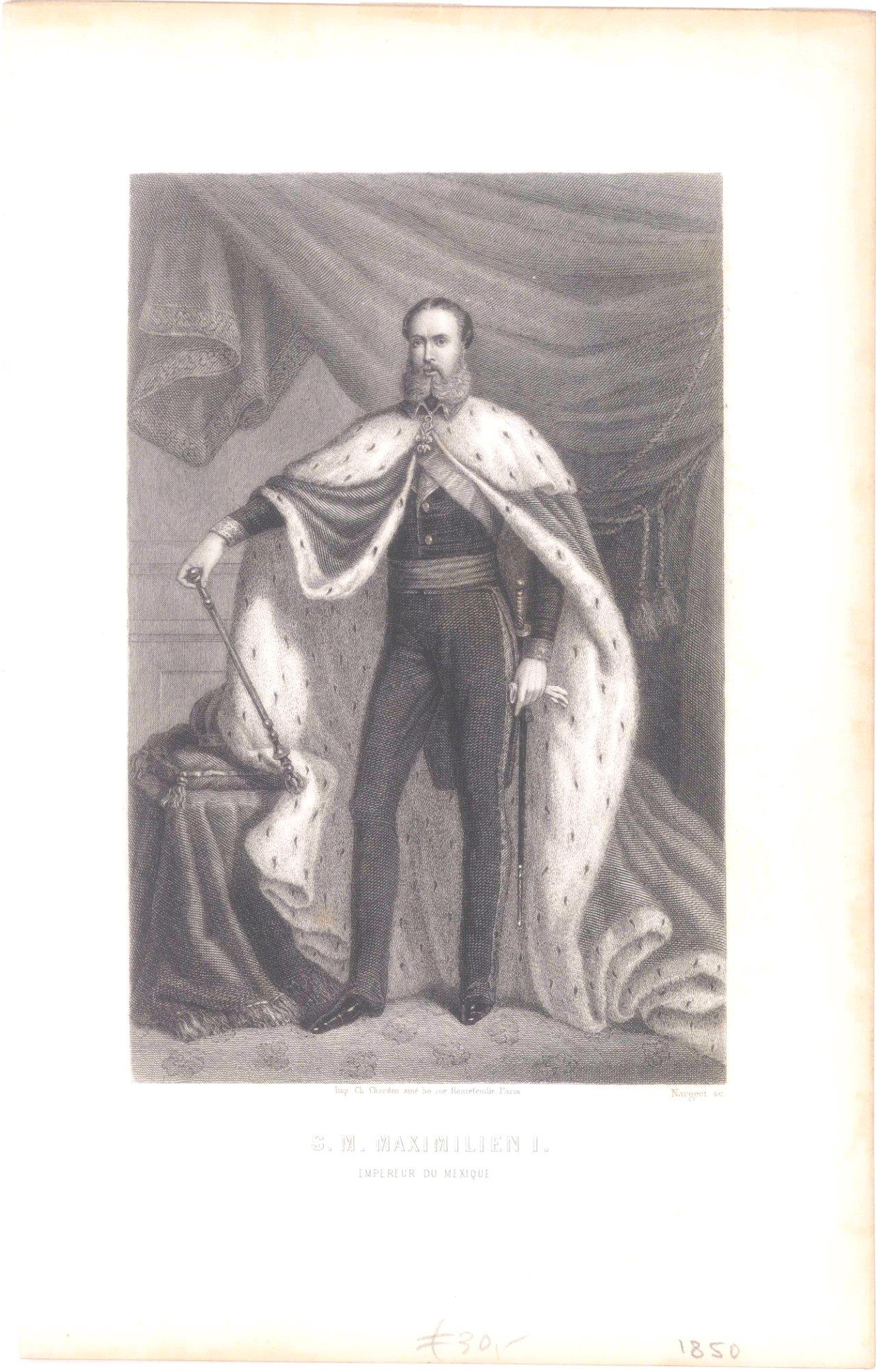 Mexiko und die Habsburger 1800/1870-5