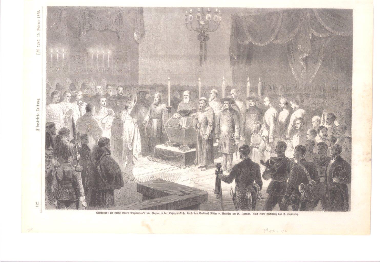 Mexiko und die Habsburger 1800/1870-6