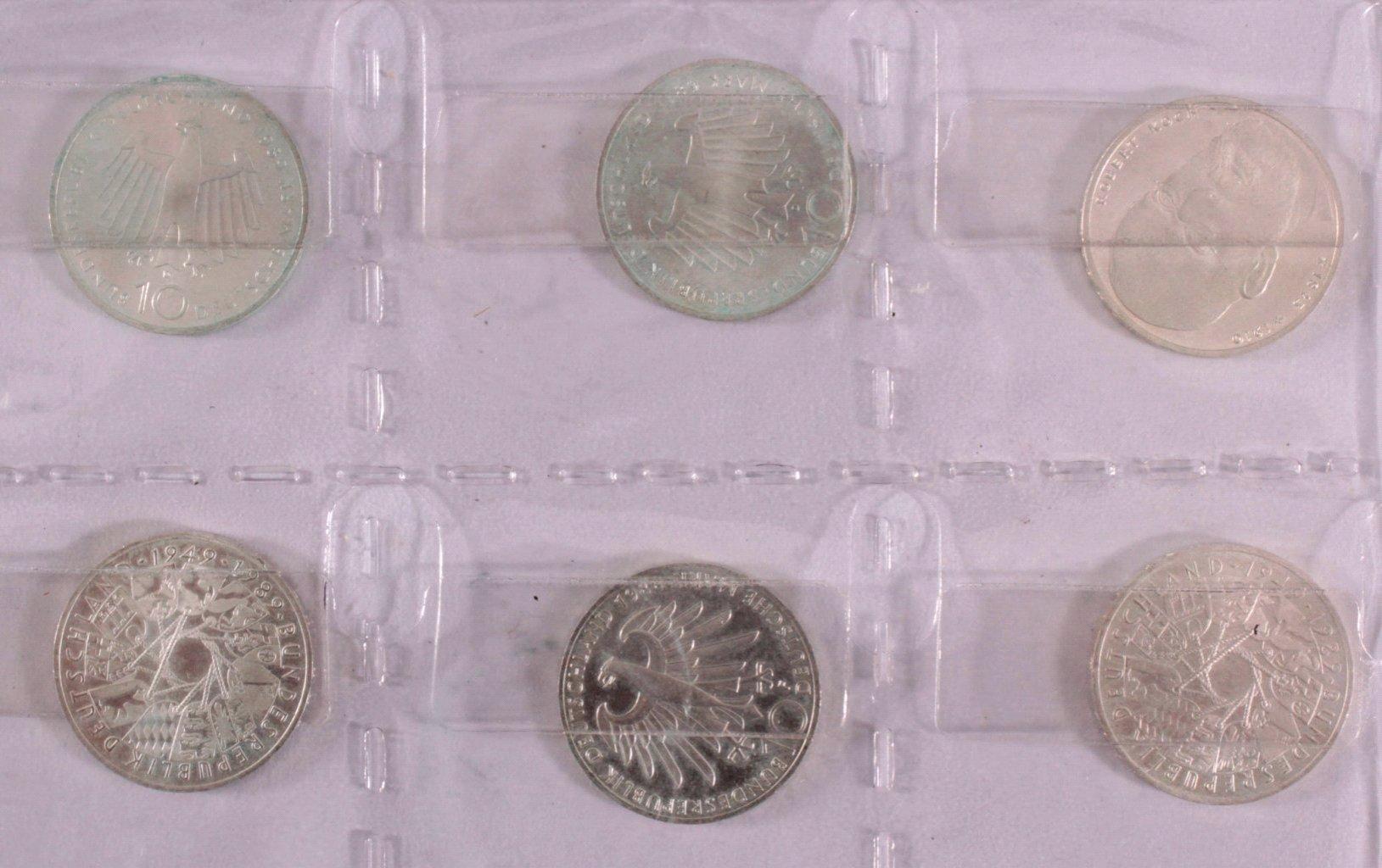 10 Dm Münzen Badisches Auktionshaus