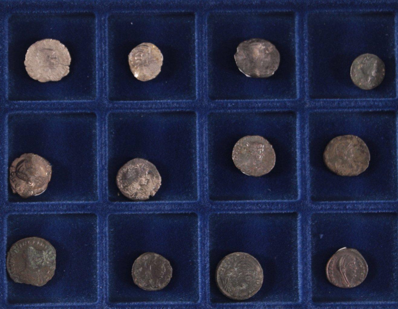 Römische Münzsammlung