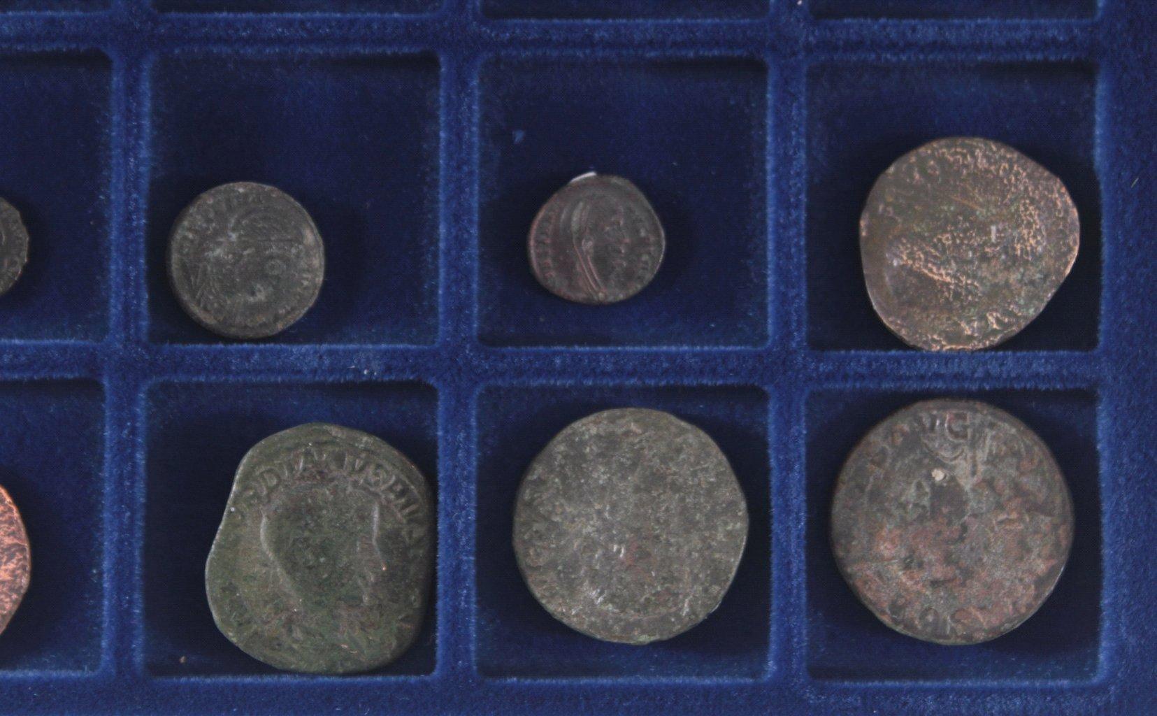 Römische Münzsammlung-2