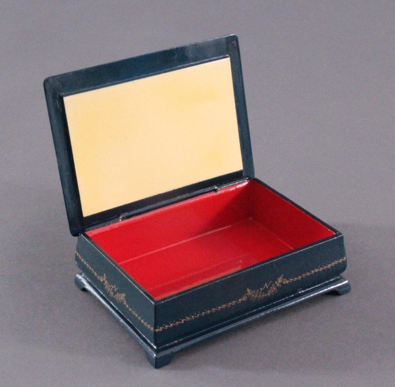 "Lackdose-Miniatur, ""Napoleon Bonaparte"""