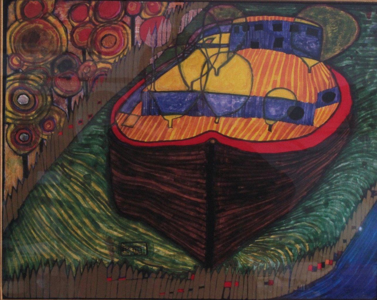 Friedensreich Hundertwasser-1