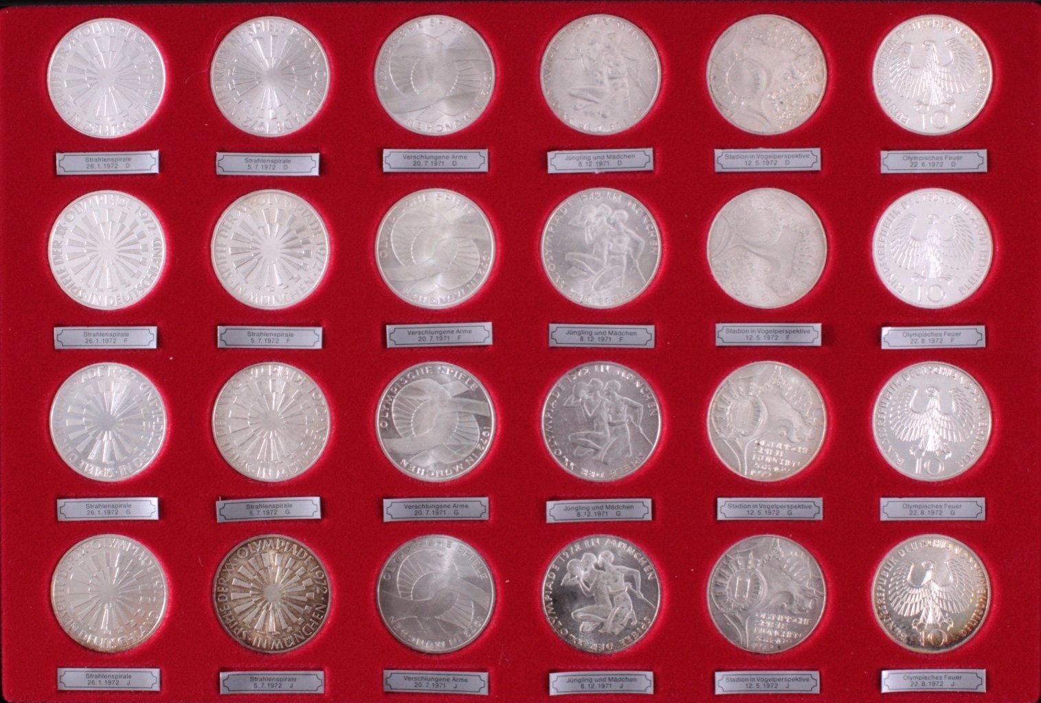 65 10-DM Münzen-3