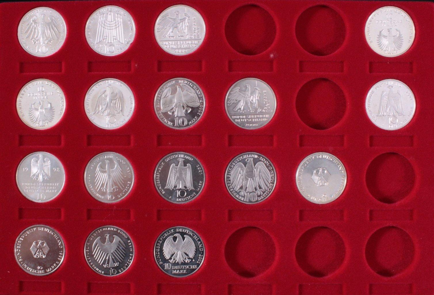65 10-DM Münzen-4