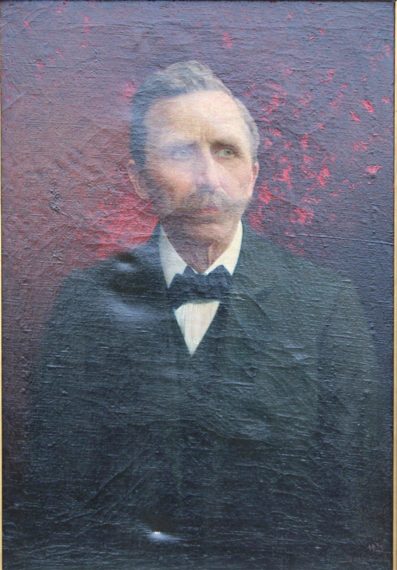 Joseph Himmel 1869-1941, Damen und Herrenportrait von 1920-2