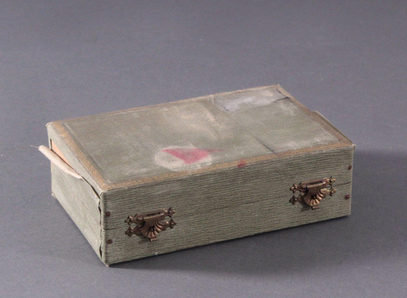 2 Gewürzschälchen mit Löffel um 1900, 800er Silber-2