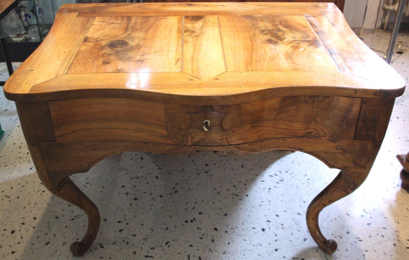 Barock-Schreibtisch, wohl Süddeutsch 18. Jh.