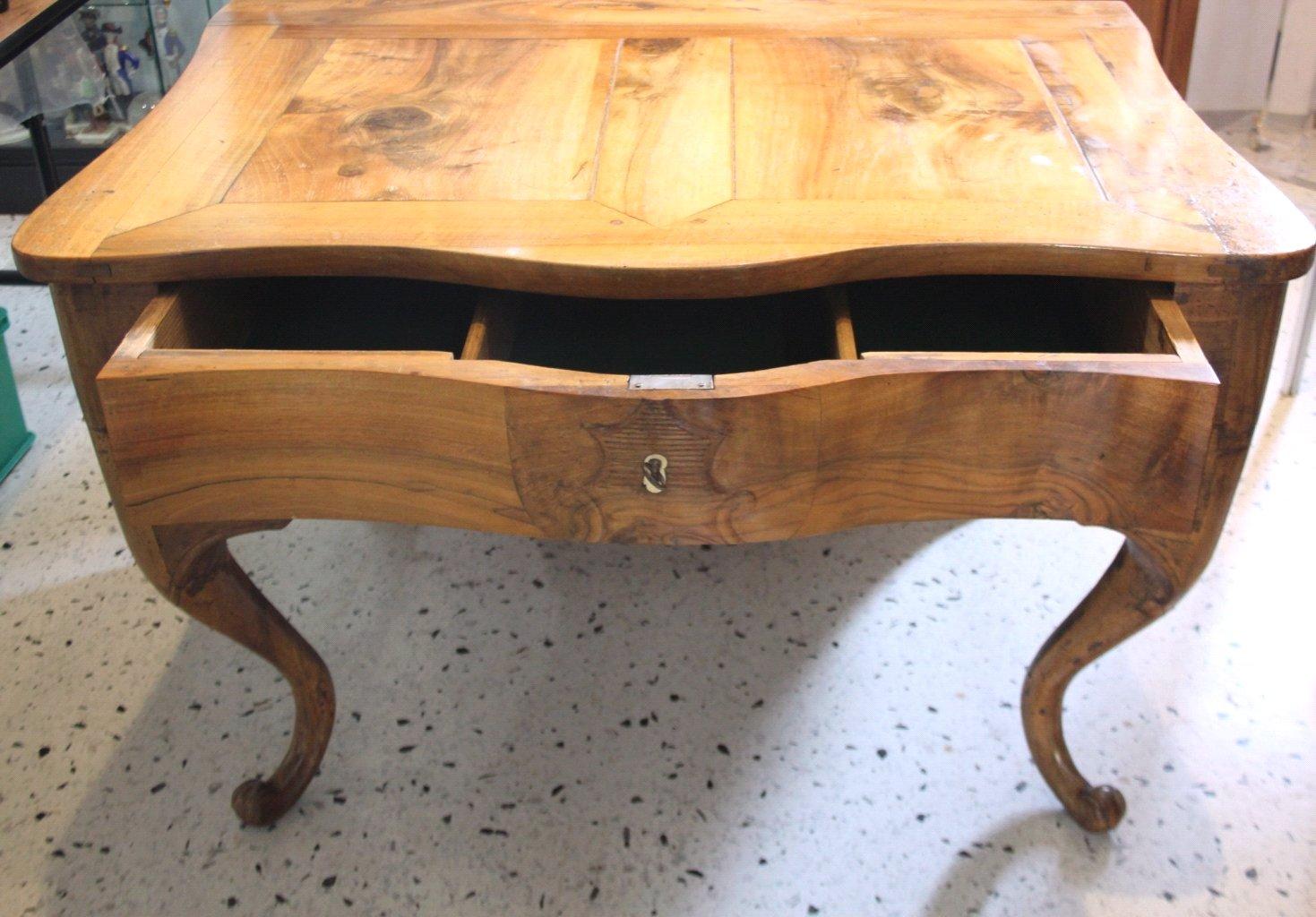 Barock-Schreibtisch, wohl Süddeutsch 18. Jh.-1