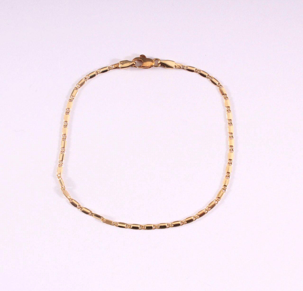 Armband aus 8 Karat Gelbgold