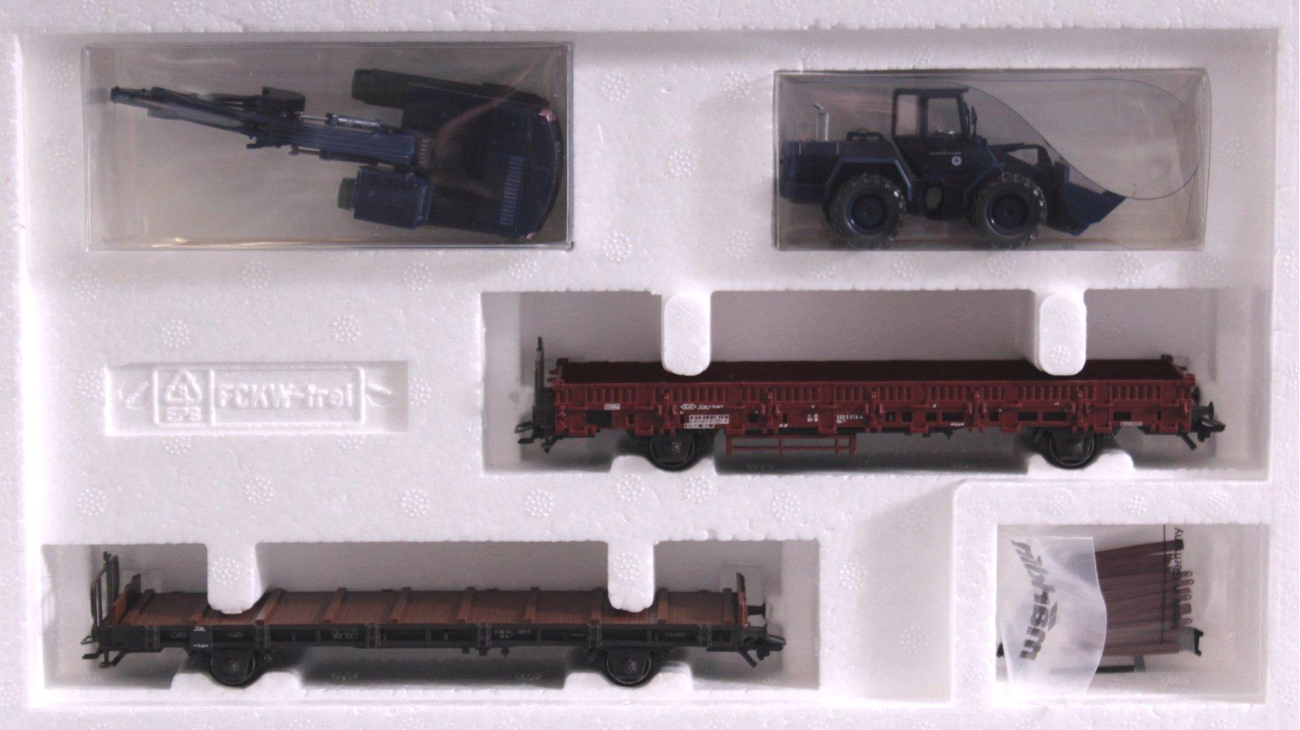 Verschiedene Märklin Wagensets-2