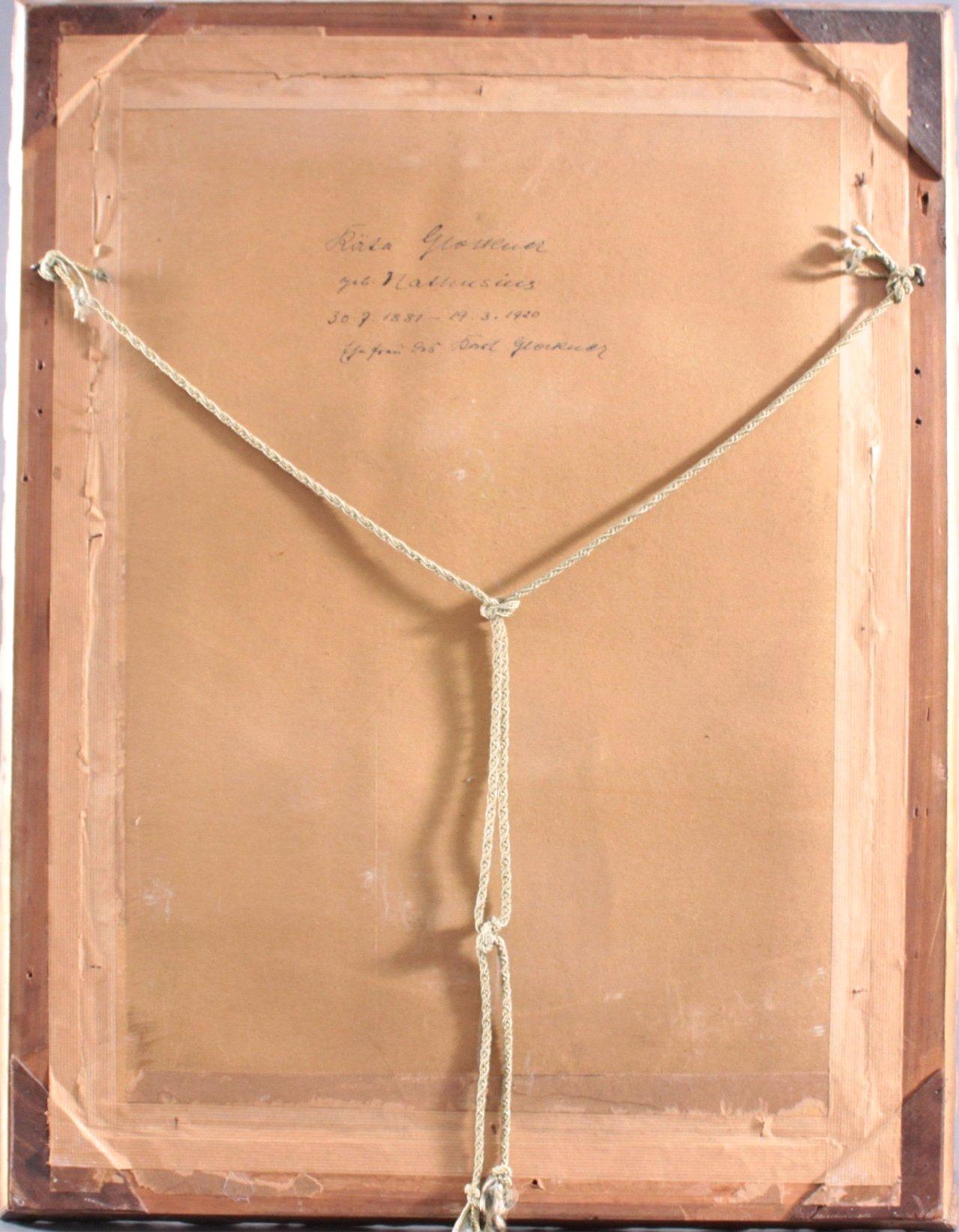 Damenbildnis des 19. Jahrhundert-3