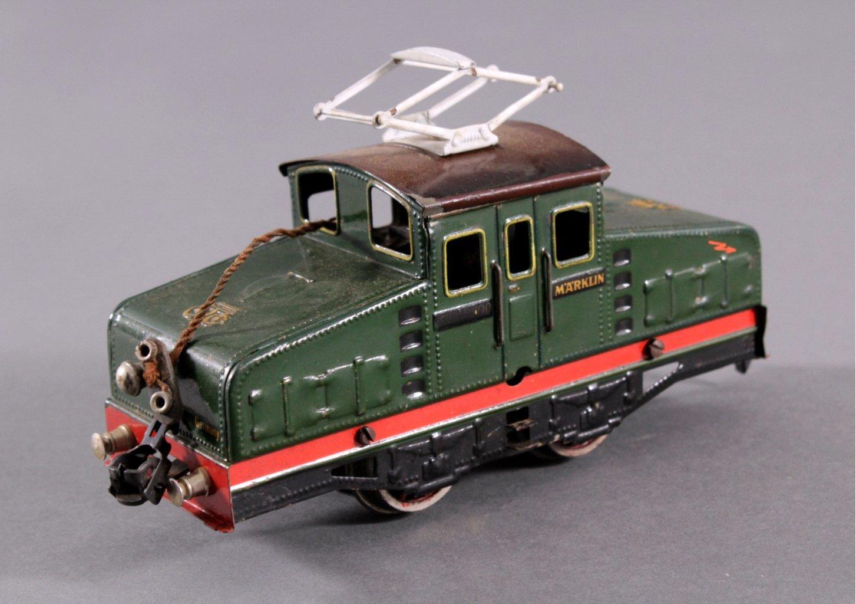 Märklin E-Lok RV 12890, alte Spur 0