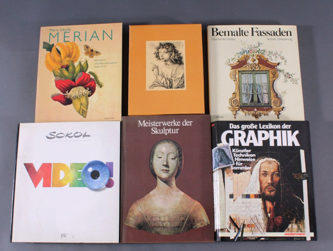 6 Bücher
