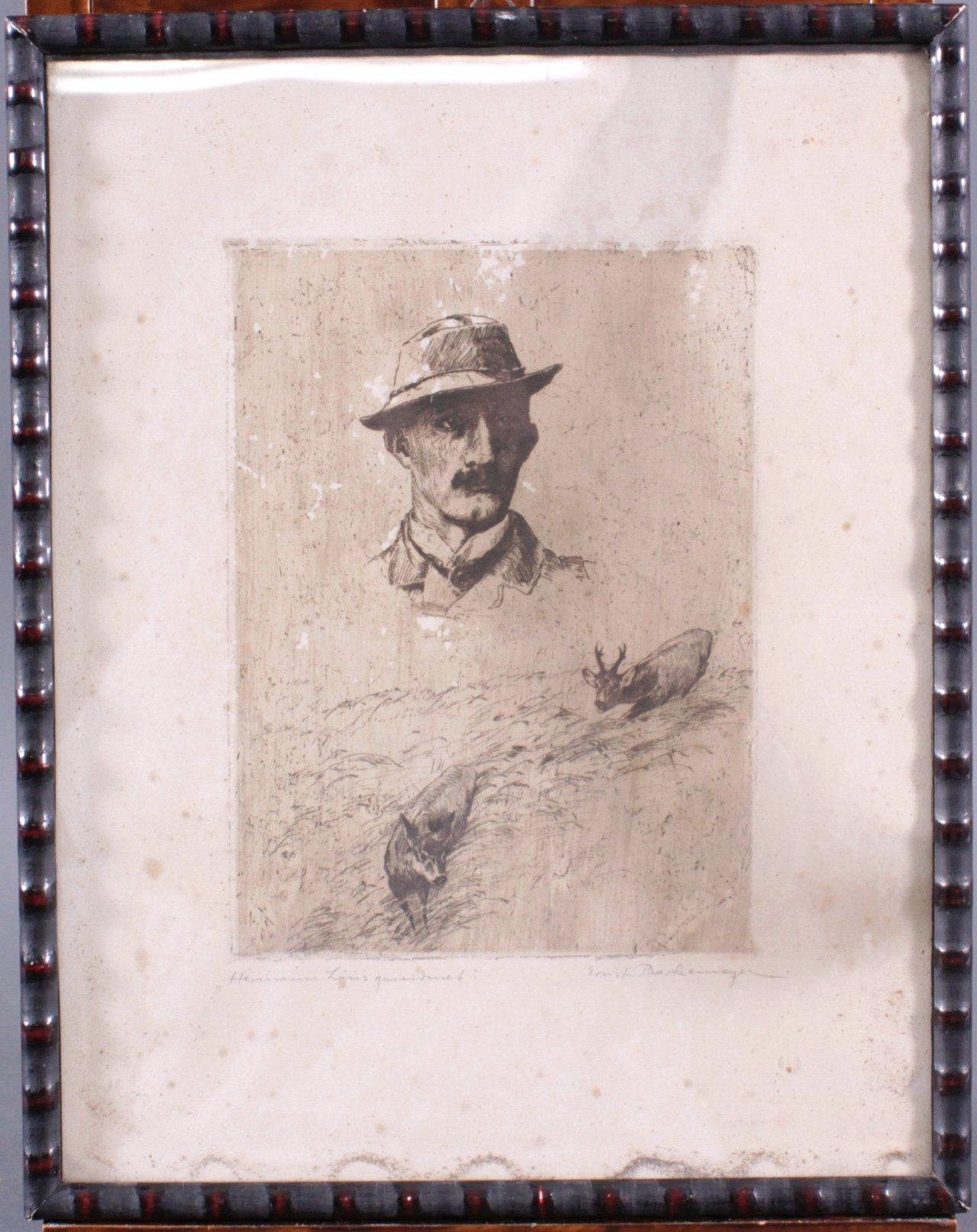 Ernst Barkemeyer X-X, Hermann Löns gewidmet-1