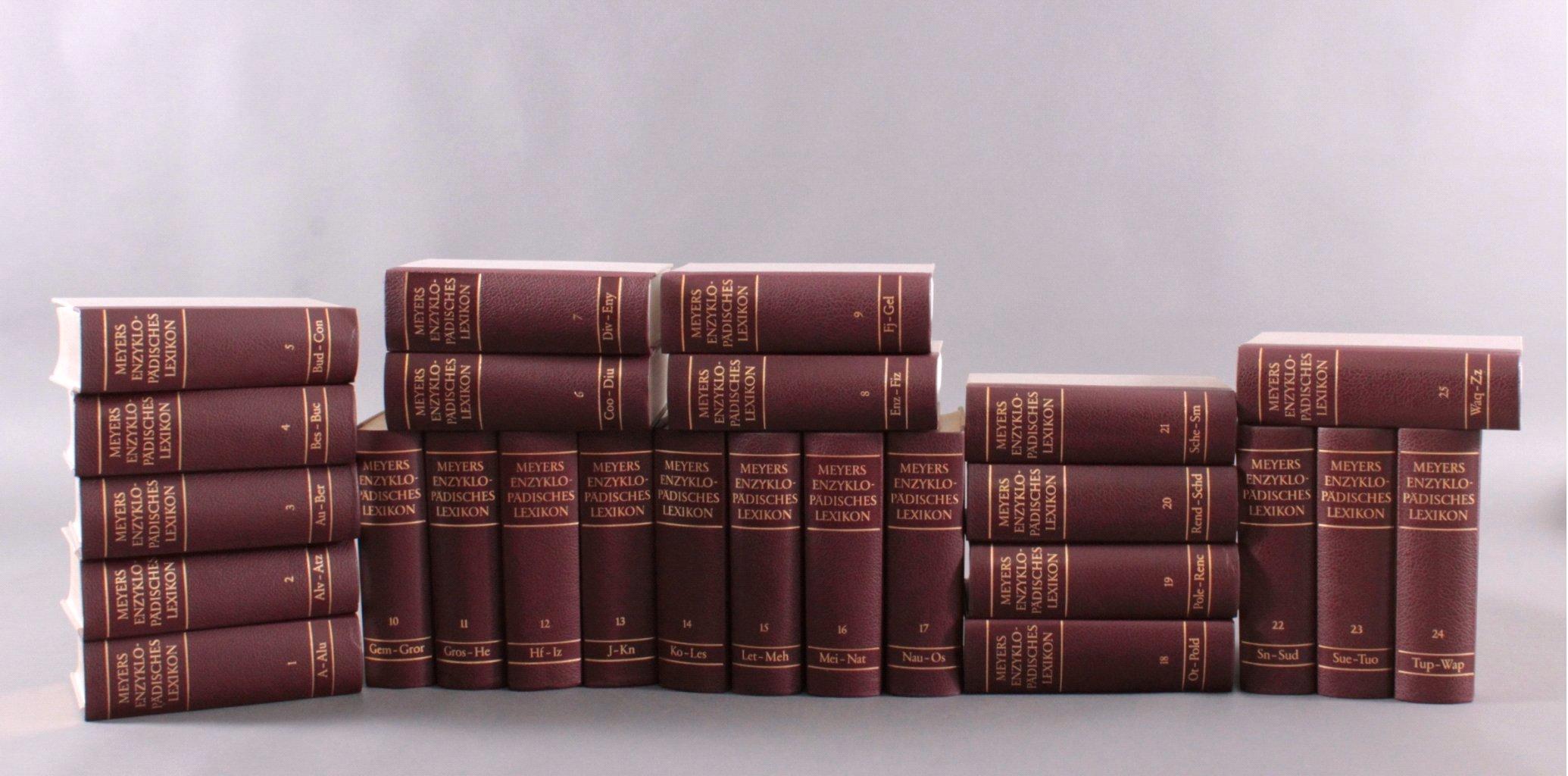 Meyers Enzyklopädisches Lexikon