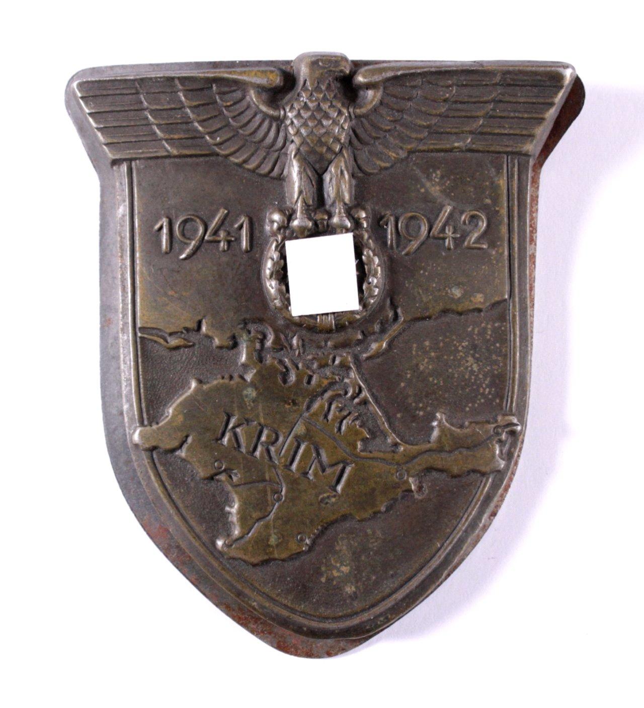 Deutsches Reich Krim-Schild, 3. Reich, Ärmelschild