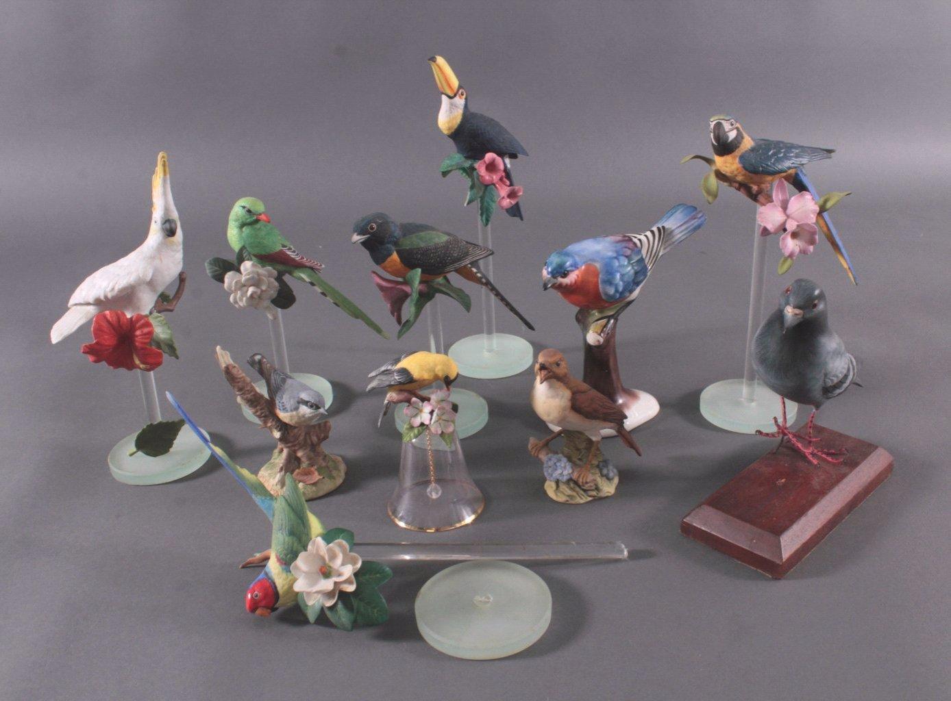 Vogel-Figuren