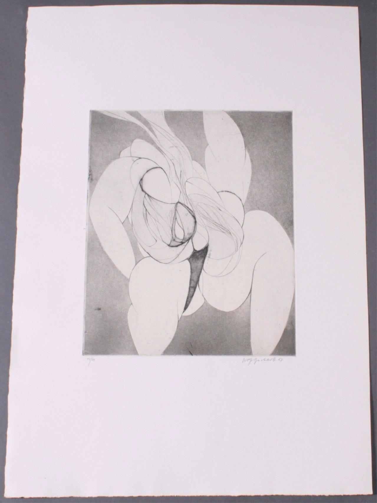 Wolff Buchholz (1935-2010)-1