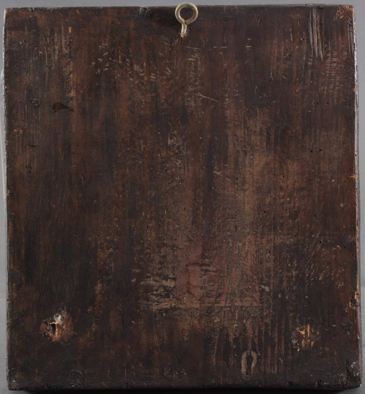 Ikone 'Heiliger Georg der Drachentöter', Russland 18. Jh.-4