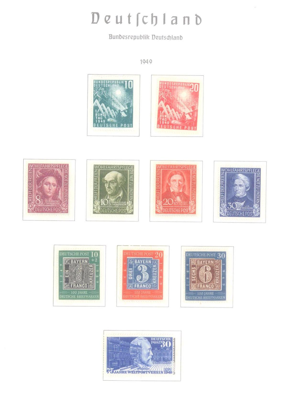 Bundesrepublik Deutschland 1949-1990-2