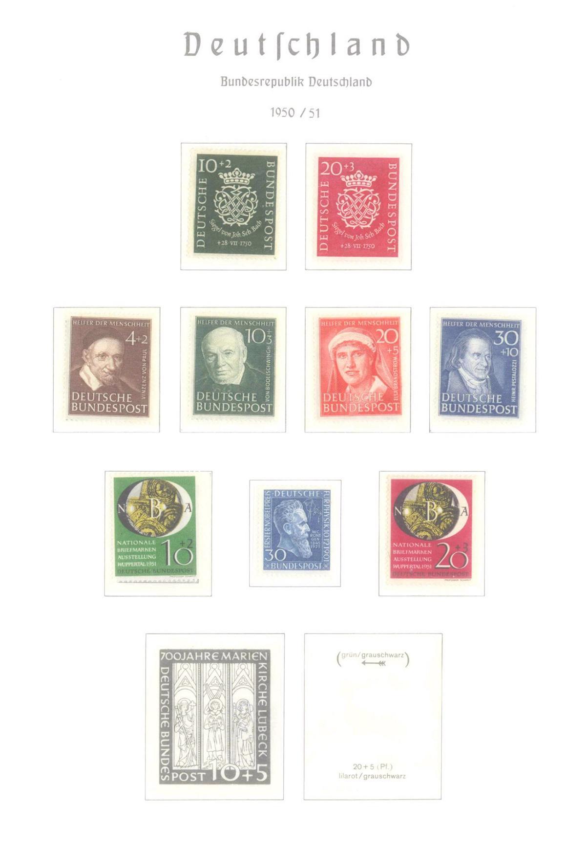 Bundesrepublik Deutschland 1949-1990-3