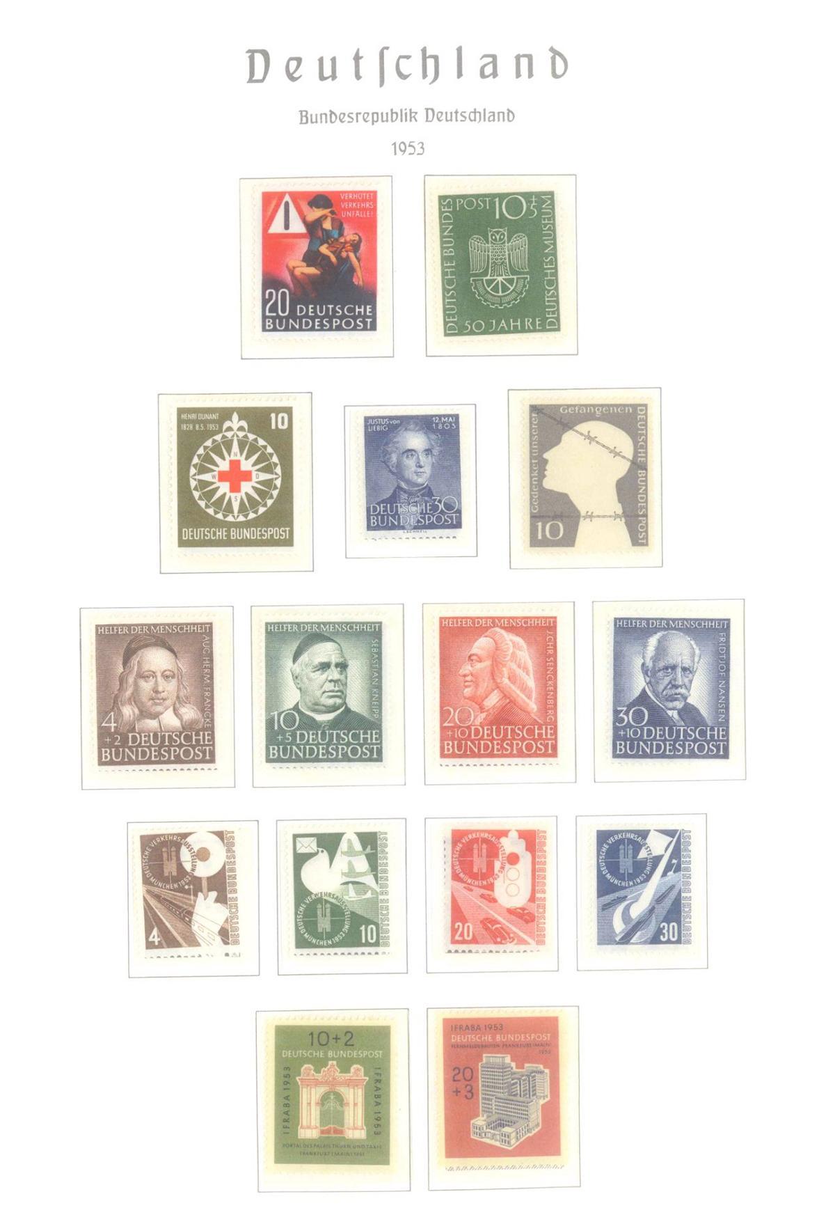 Bundesrepublik Deutschland 1949-1990-5