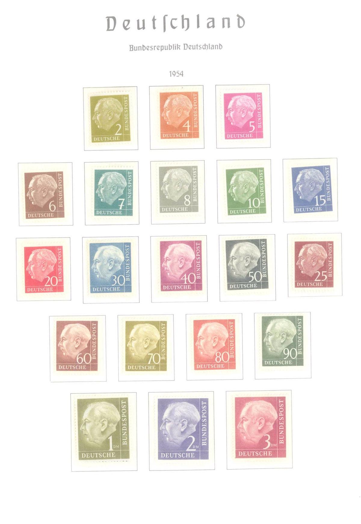 Bundesrepublik Deutschland 1949-1990-6