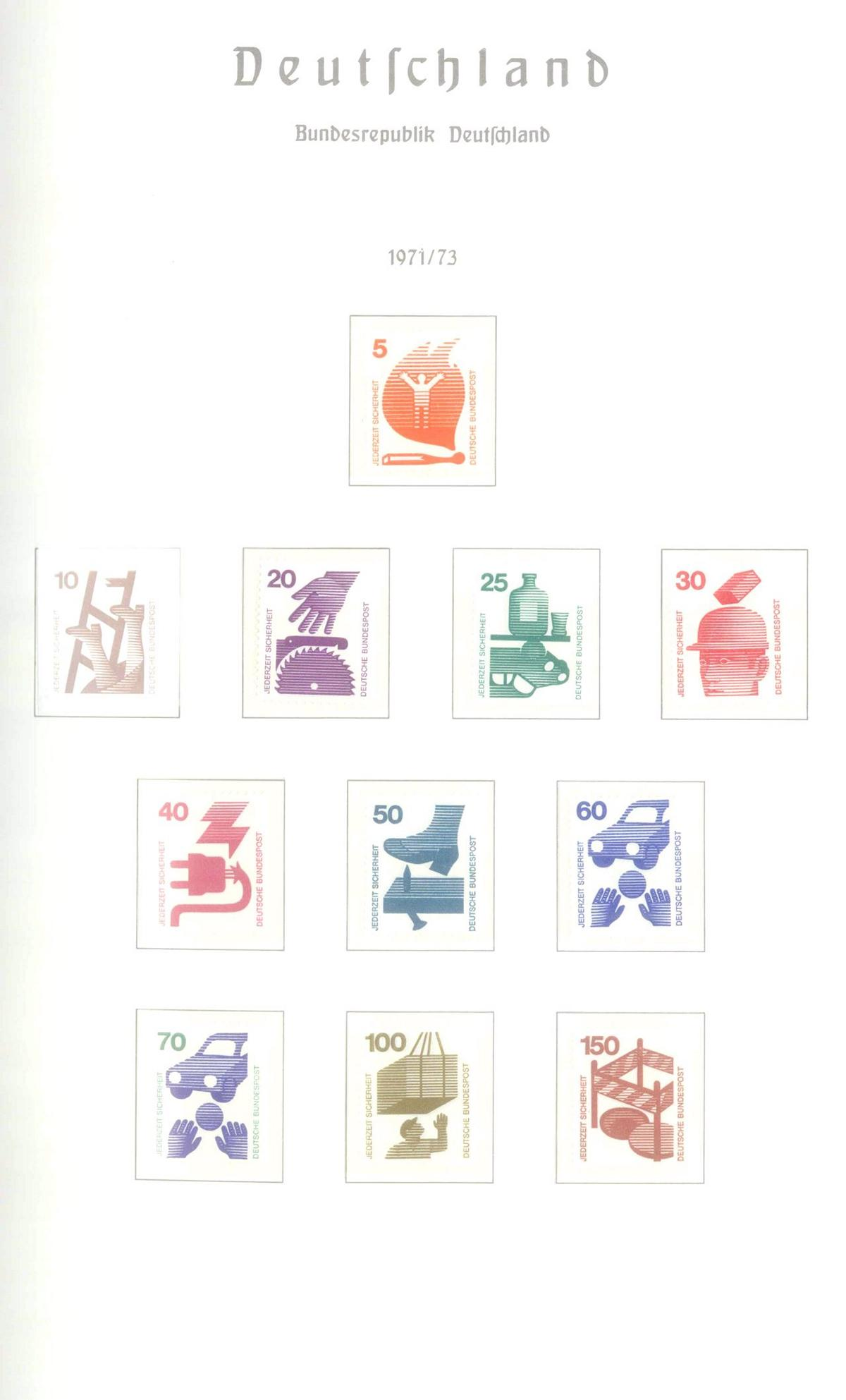 Bundesrepublik Deutschland 1949-1990-7