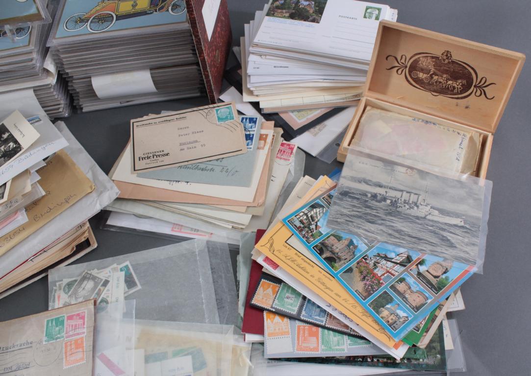 Posten Belege nach 1945-4
