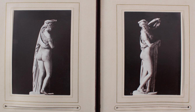 Historismus Fotoalbum um 1880-7