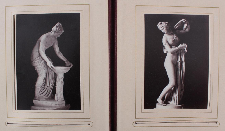 Historismus Fotoalbum um 1880-8